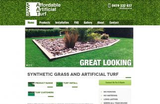 Affordable Artificial Turf by TeePlates Web Design Melbourne