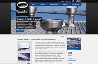 Melbourne Canopy Manufacturers by TeePlates Web Design Melbourne