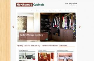 Northwood Cabinets by TeePlates Web Design Melbourne